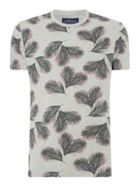 Men's Criminal Island Palm Print T-Shirt