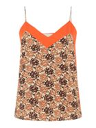 Lollys Laundry Strappy top with floral print
