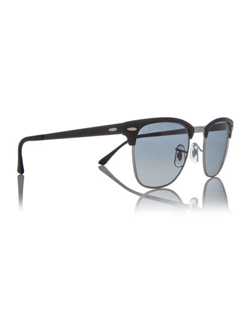 1a1e6b78d4 Ray-Ban Black Rb3716 Square Sunglasses. 290445909. £145.00. Previous.  selectedColor. selectedColor