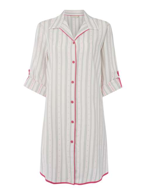 54f75b46d2 Cyberjammies Erica Heart Dobby Nightshirt - House of Fraser