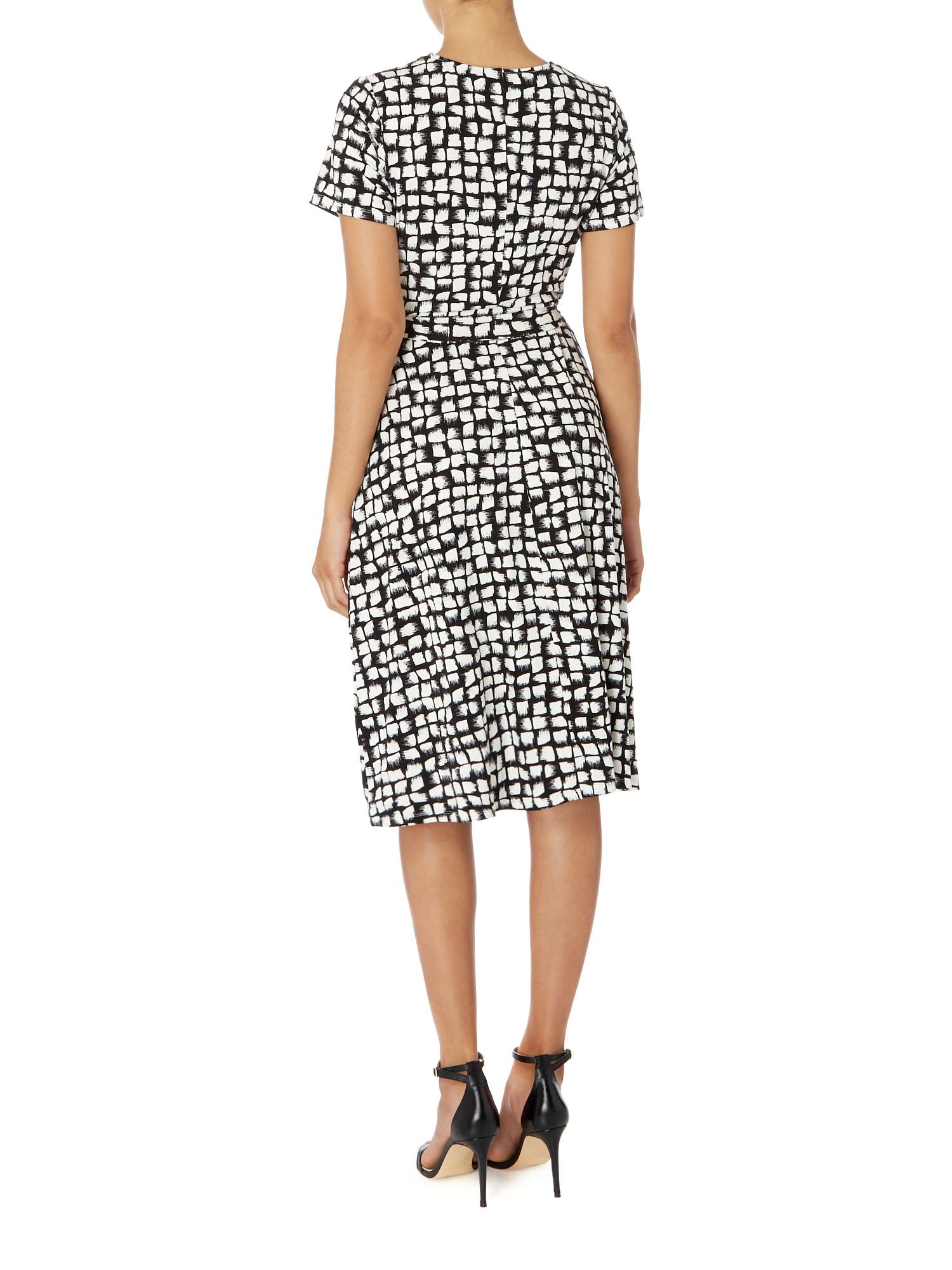 Max Weekend Jersey Print Abstract Mara Tile Dress vF5cvZqf