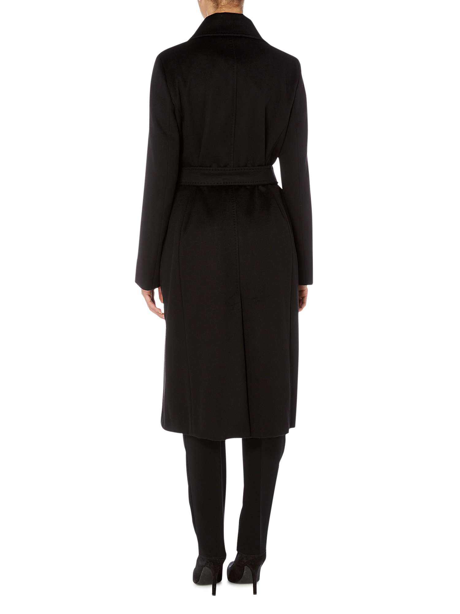 Belted Collage Max Mara Coat Studio wzYYqx4n