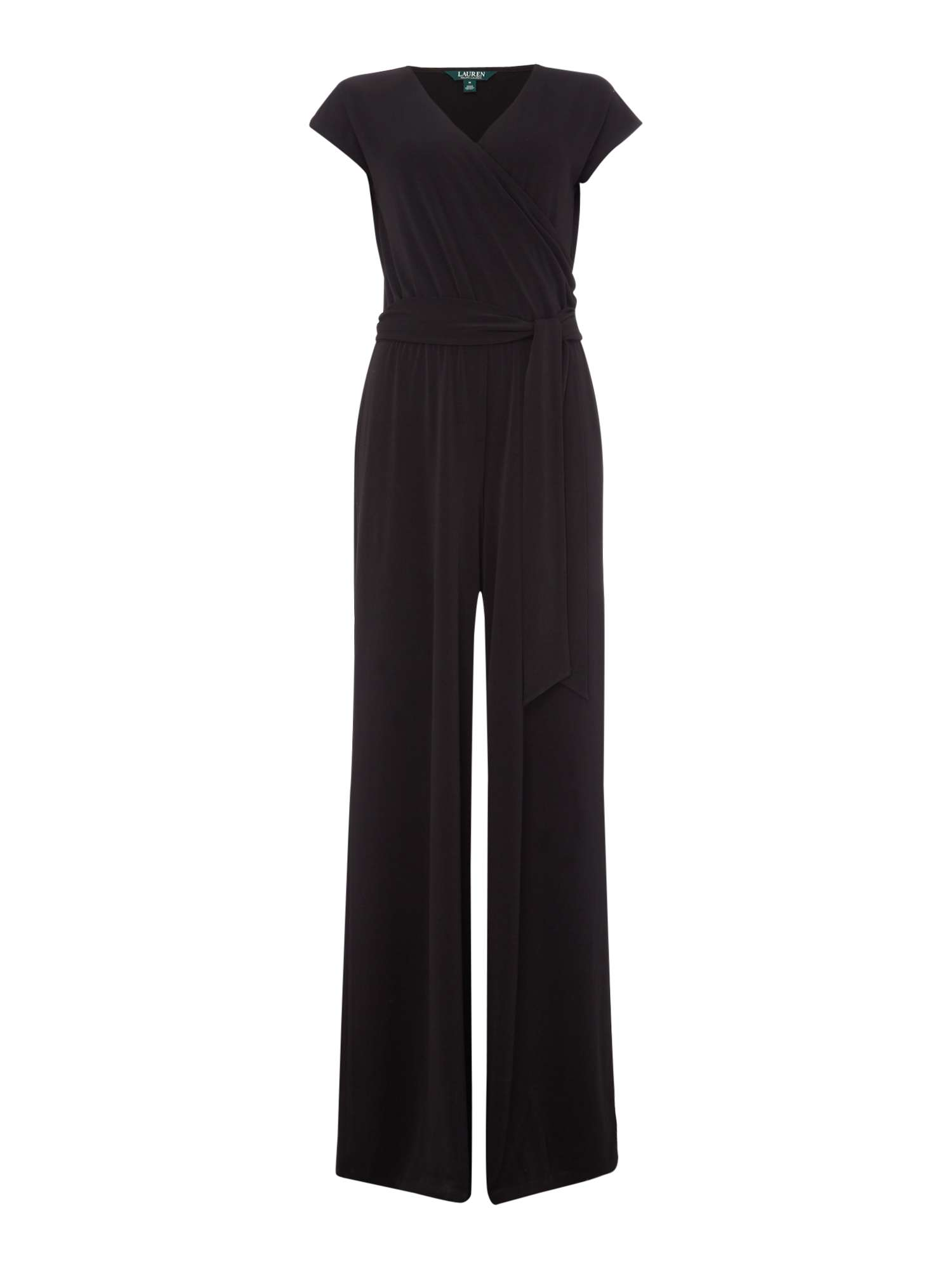 Lauren Wrapped Lauren Dameka Ralph Jumpsuit 5FwqAxtw