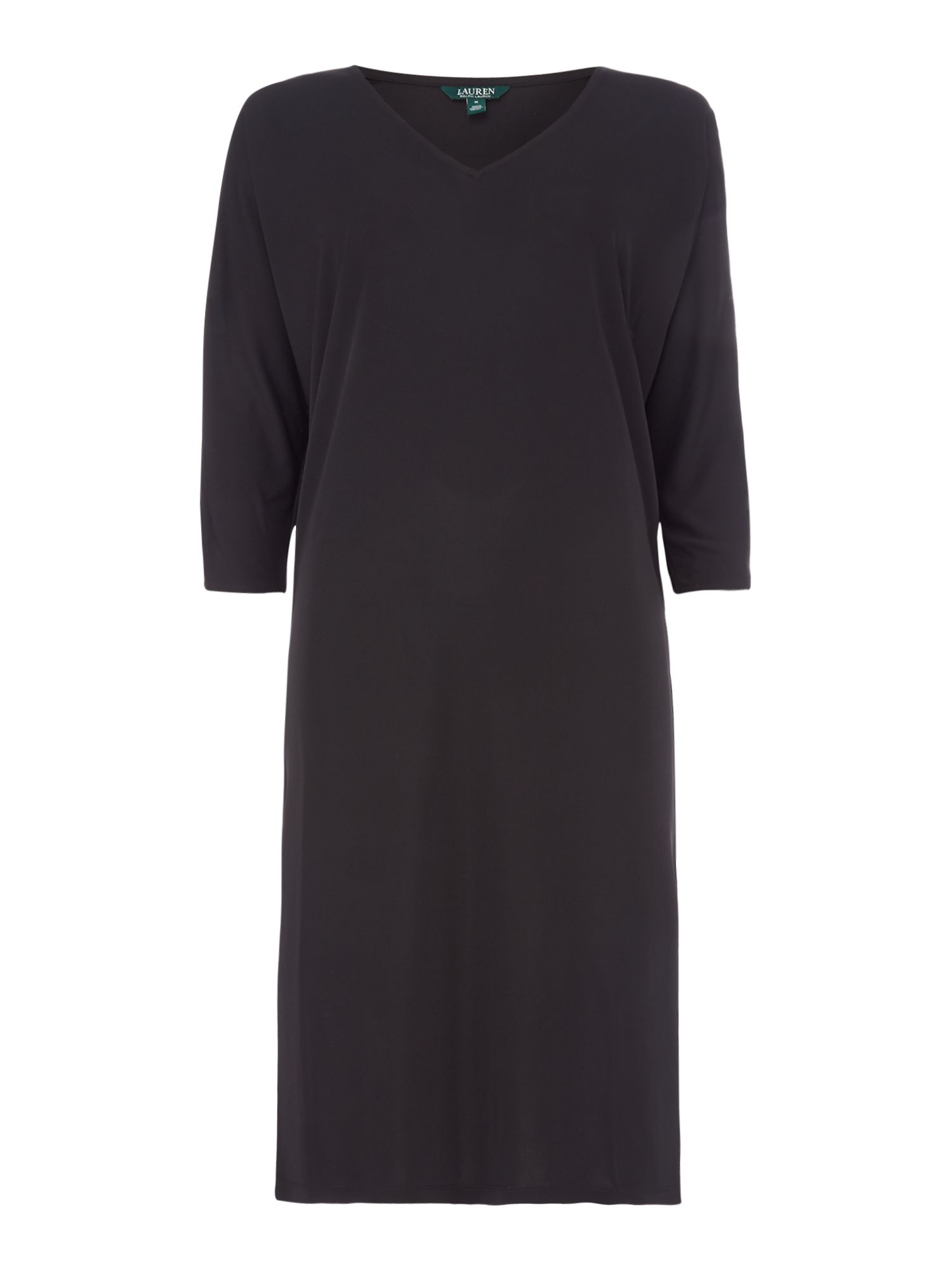 Lauren Ralph Lauren Kalbeck midi dress ...