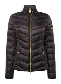 Barbour Aubern Chevron Quilted Jacket ... 89161b1dc1bd