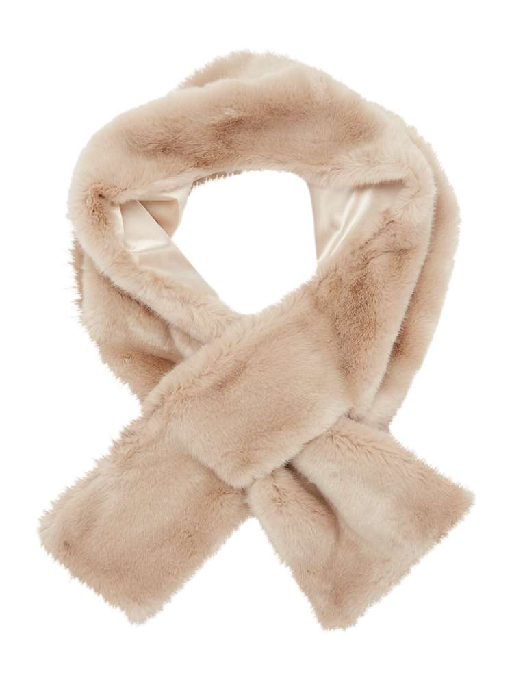 156d4381e Marella Faux Fur Stole - House of Fraser