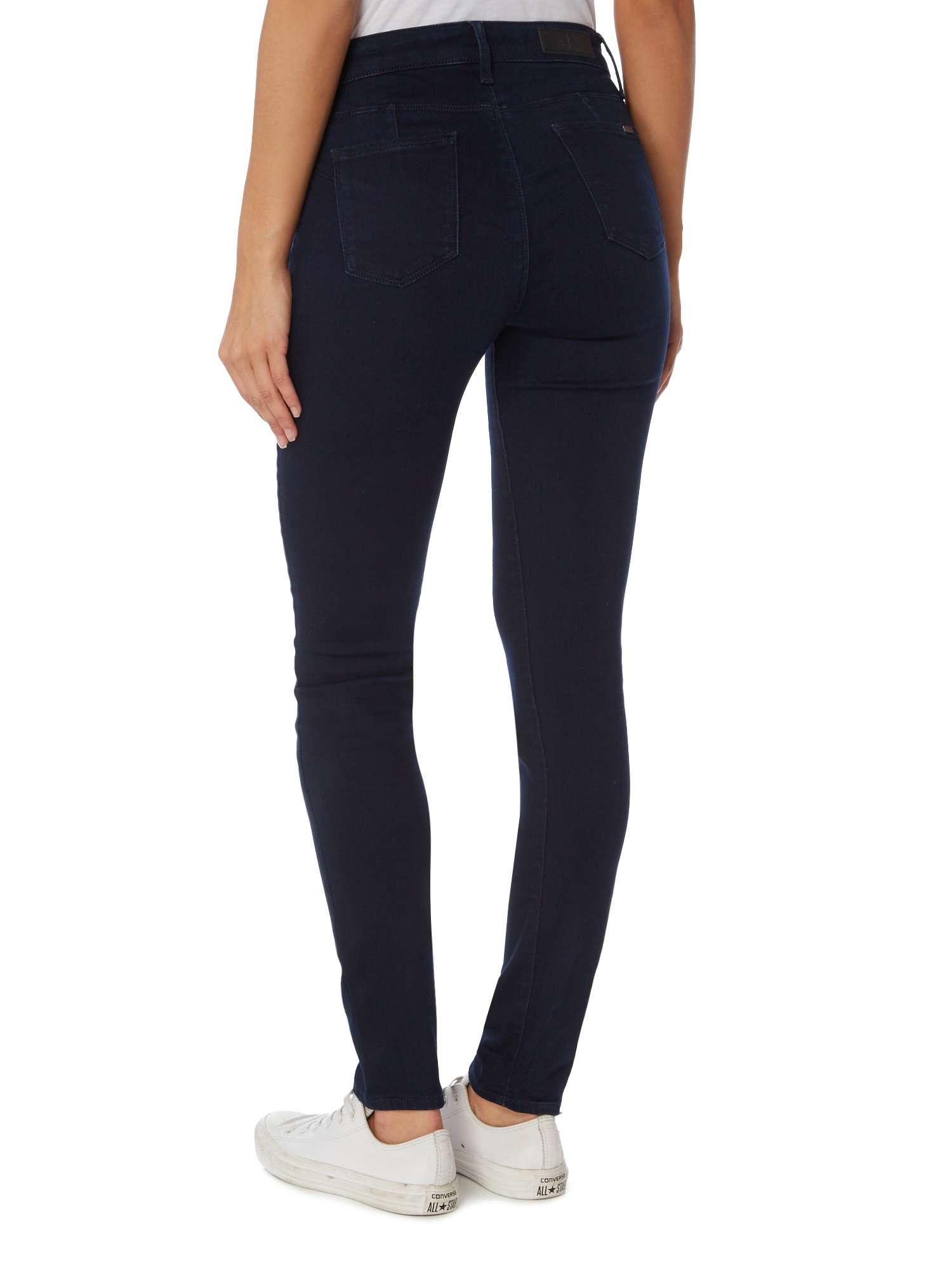 Armani Super Jeans Mid Rise Skinny Exchange zqrgwz