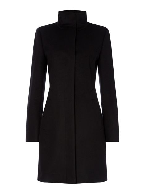 Malubis Wool Coat by Hugo
