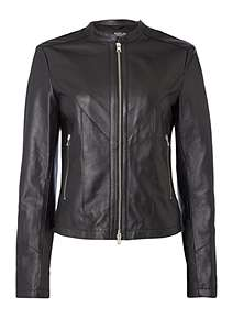 a39b65ab62b9d Replay Crust Leather Jacket ...