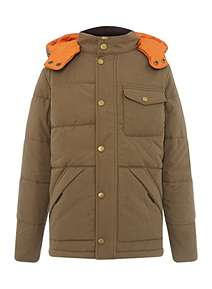 Barbour OW Barbour Boys Fairfield Padded jacket ... 485407b138