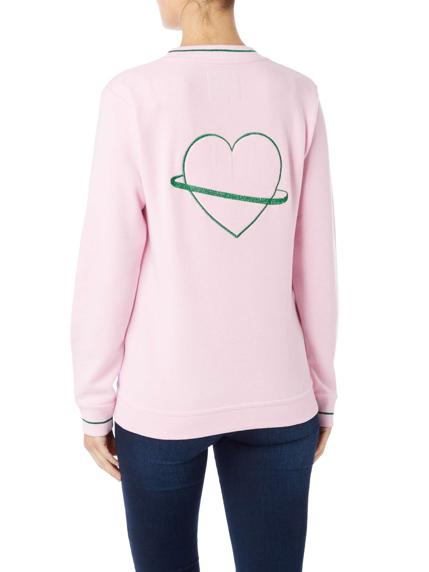 Sweater Blake Struck Pink Seven Love rIqp1wqx