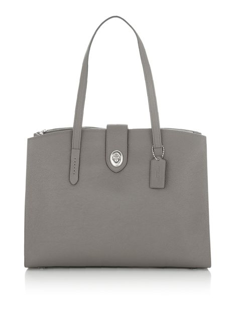 Turnlock Charlie Carryall Bag by Coach