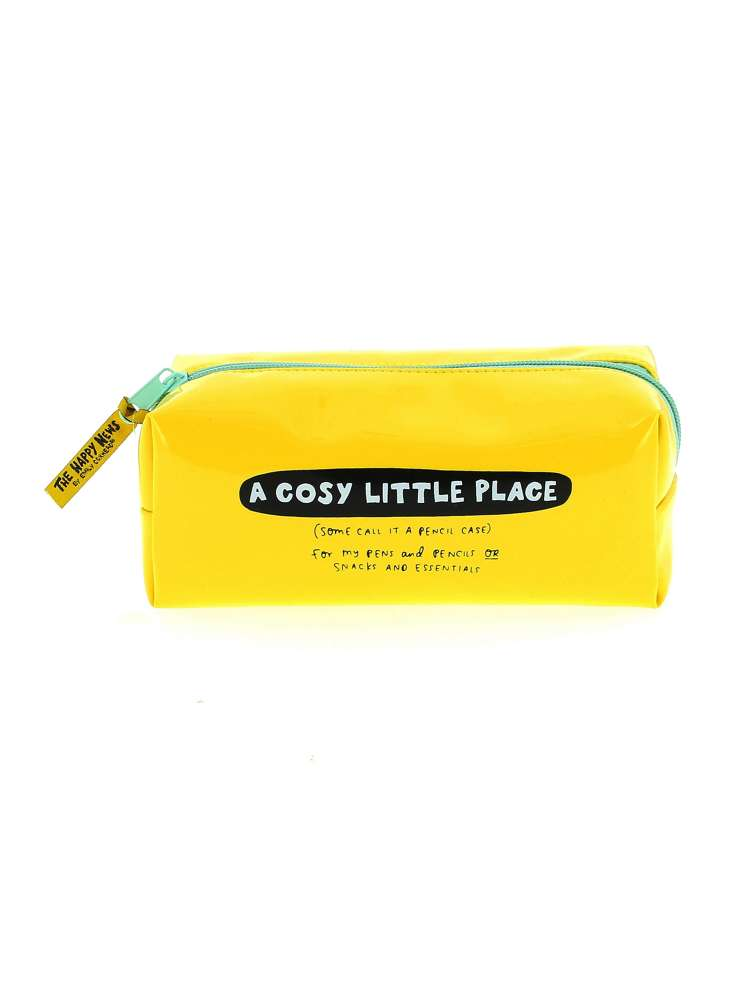The Happy News A Cosy Little Place Pencil Case - House of