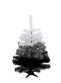 Paperchase Black Christmas Trees At House Of Fraser