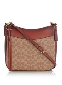 Coach Chaise Signature Crossbody Bag