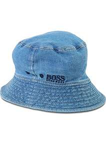 Hugo Boss Boys Blue Denim Hat ... d58897af9e35