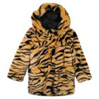 Kenzo Girls Jungle Duffle Coat