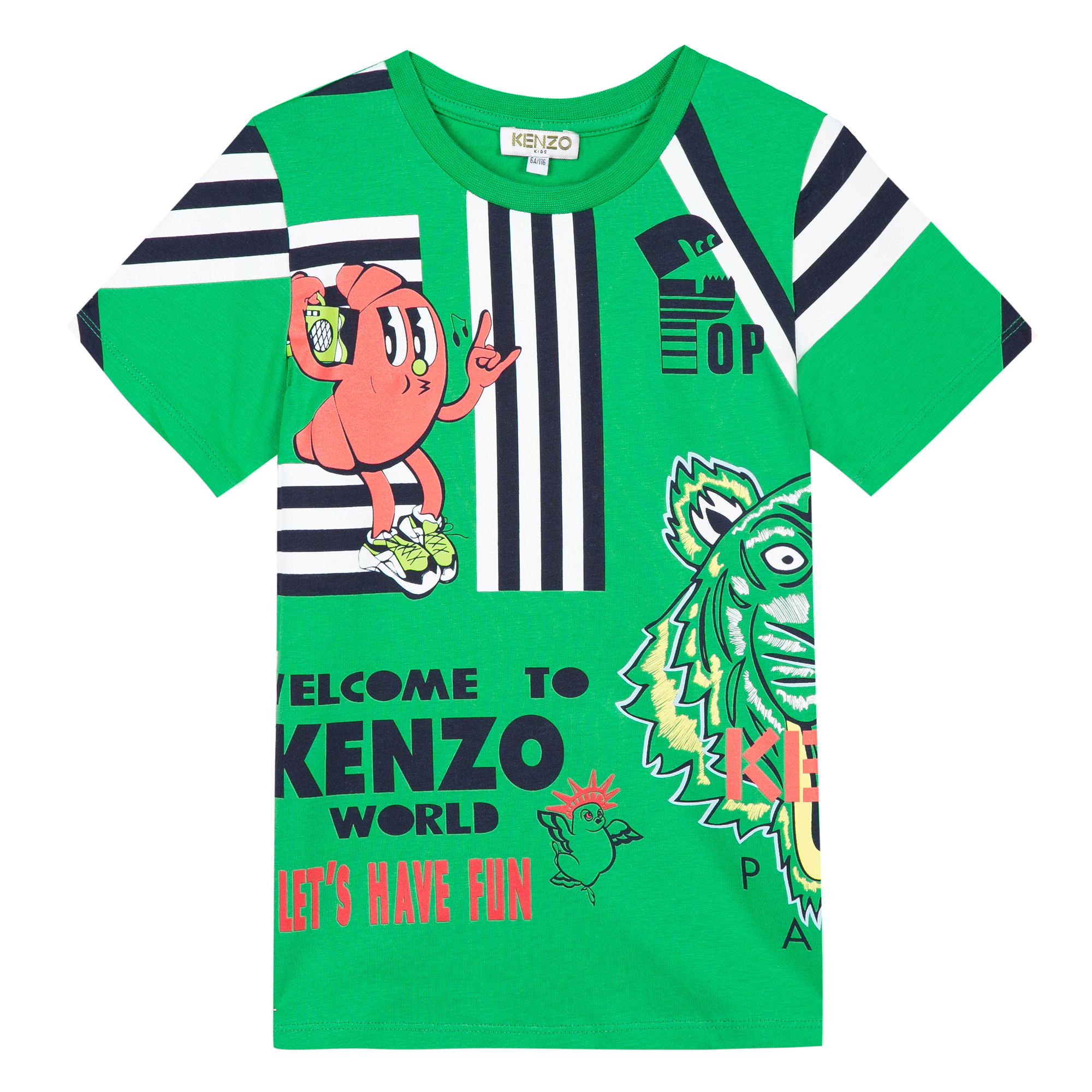 Kenzo Kids Tops & T shirts at House of Fraser