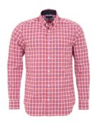 Men's Eden Park Checked Cotton Shirt