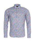 Men's Eden Park Printed Cotton Shirt