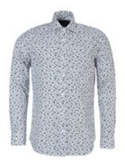 Men's Eden Park Floral Cotton Shirt