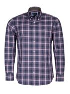 Men's Eden Park Check Cotton Shirt