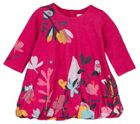 Baby Girls Printed Bubble Dress