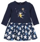 Baby Girls Star Design Dress