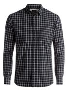 Men's Quiksilver Everyday Check Long Sleeve Shirt