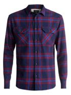Men's Quiksilver Fitz Forktail Long Sleeve Shirt
