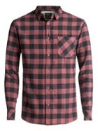 Men's Quiksilver Motherfly Long Sleeve Shirt
