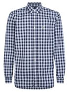 Men's Lacoste Long Sleeved Casual Woven Shirt