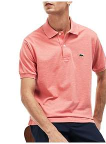 Pink Lacoste Polo Shirts   Men s Tops - House of Fraser 7a7334a85f