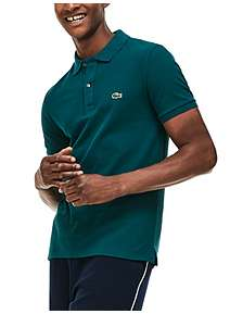 07c2dd9fd3a0 Men s Lacoste T-Shirts   Shop Polo Shirts - House of Fraser