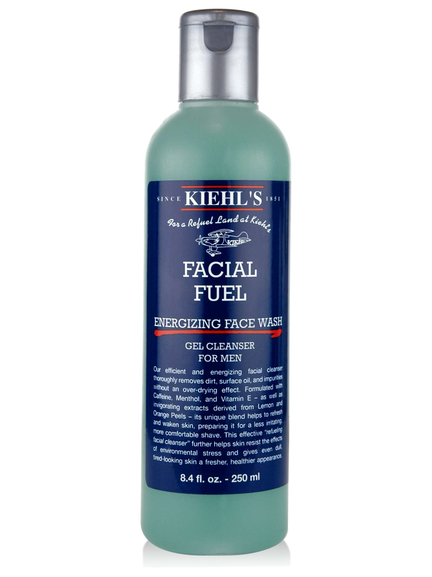 Kiehls Mens Grooming Shop House Of Fraser Amino Acid Conditioner Facial Fuel Energizing Face Wash