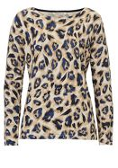Betty Barclay Animal print jumper