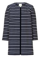 Betty & Co. Striped coat