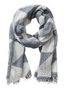 Betty & Co. Long textured scarf