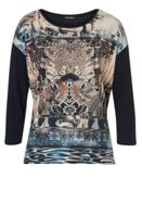 Betty Barclay Graphic floral print top
