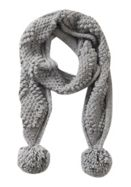 Betty Barclay Chunky knit scarf