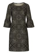 Betty & Co. Stretch paisley dress