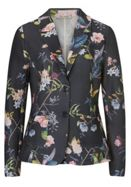 Betty Barclay Textured Floral Print Jacket