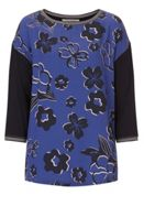 Betty Barclay Floral Print Top