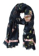 Betty Barclay Floral Print Scarf