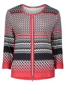 Betty Barclay Graphic Print Cardigan