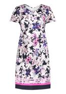 Betty Barclay Floral Print Cotton Dress