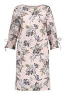 Betty & Co. Leaf Print Dress