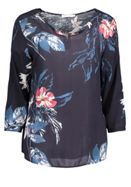 Betty & Co. Floral Print Tunic