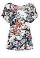 Betty & Co. Floral Print Top