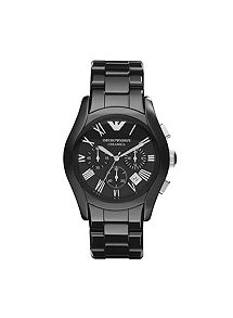 men s watches watches for men house of fraser emporio armani ar1400 mens ceramic bracelet watch